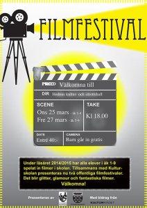 Filmfestivalaffisch