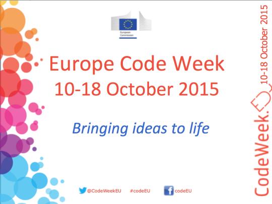 european Code week