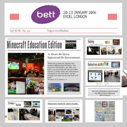 BETT presentation 2016